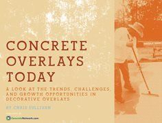 Concrete Overlays Today E-book