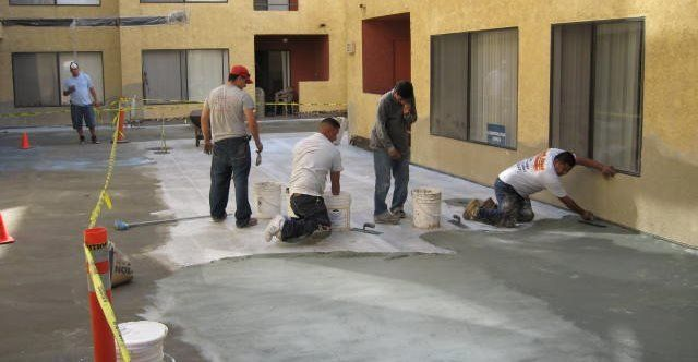 Locatie Central Coast Waterproofing San Luis Obispo, CA